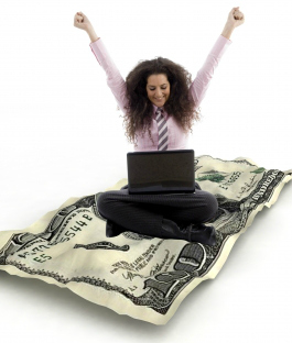 make money working online