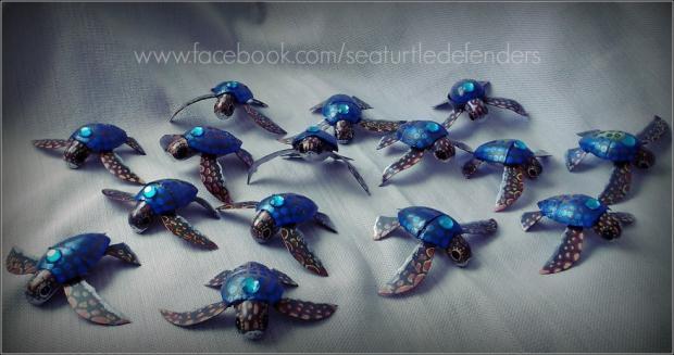 sea turtle defenders, green mission